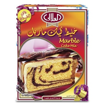 Al Alali Cake Mix Marble 517g