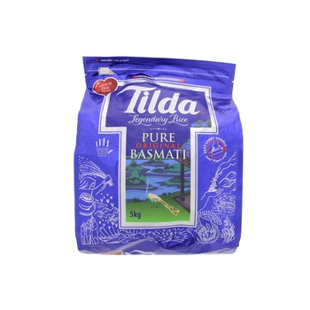 Tilda Indian Basmati Rice 5Kg