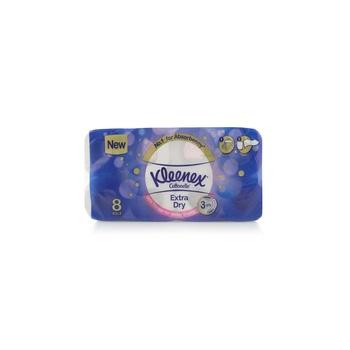 Kleenex Bath Tissue Extra Dry 8X160S
