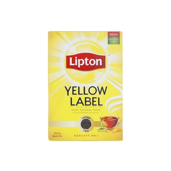 Lipton Yellow Label Tea Bags 200g