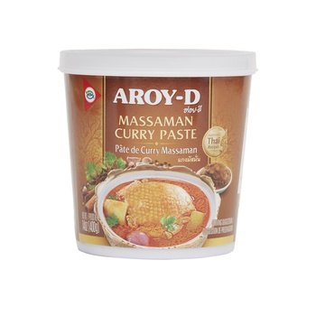 Aroy-D Masaman Curry Paste  400g