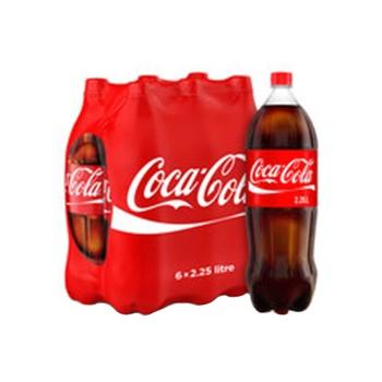 Coca-Cola 6 x 2.25 ltr