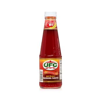 Ufc Banana Sauce - Hot 19.40 Oz