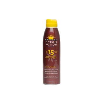 Ocean Potion Tanning Spray Spf15 177ml