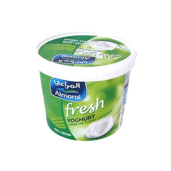Almarai Yoghurt Plain Full Cream 2kg