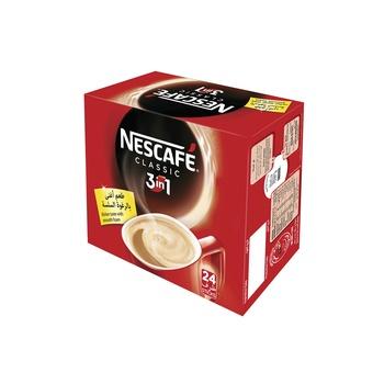 Nescafe Classic 3In1 Coffee Mix 24x20g