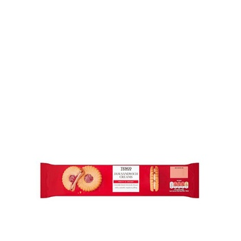 Tesco Jam Sandwich Creams 150g