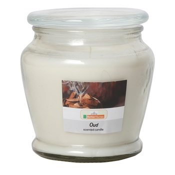 Better Homes Oud Candle 12Oz