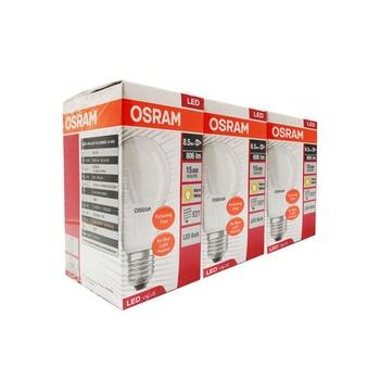 Osram Led Bulbs 3pcs