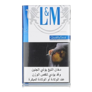 L&M Cigarettes Blue King Size 20's