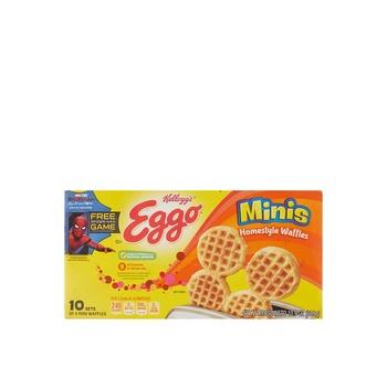 Eggo Waffles Homestyle Minis 10.9 Oz
