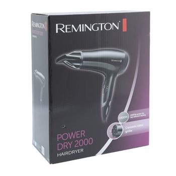 Remington Power Hair Dryer 2000W - D3010