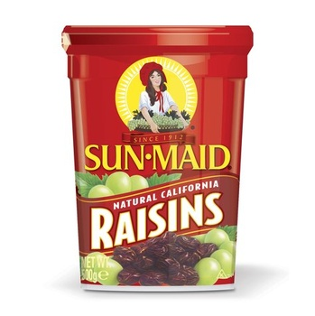 Sunmaid Raisins California 500g