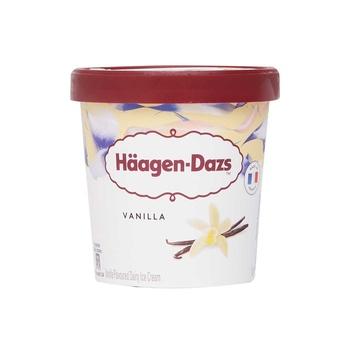 Haagan Dazs Vanila 460 ml