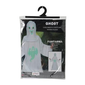 Chamdol Glow Ghost Costume