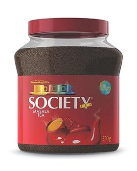 Society Masala Tea Jar 250g