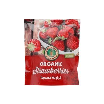 Organic Larder Organic Frozen Strawberries 300G