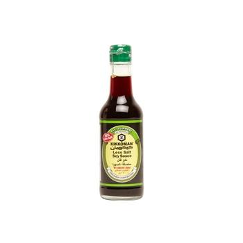 Kikkoman Soy Sauce Low Sodium 250ml