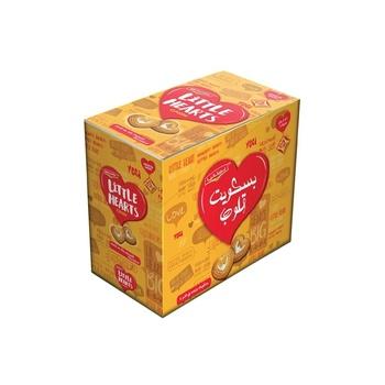 Britannia Little Heart 10X 50.5 Gms