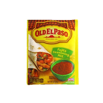 Old El Paso Seasoning Fajita Mix 28g
