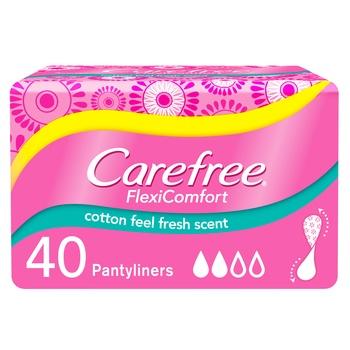 Carefree Flexi Comfort Cotton 40s