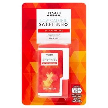 Tesco Low Calorie Sweetener 300s