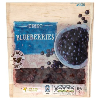 Tesco Blueberries 350g