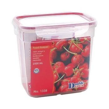 JCJ Food Container 2500 ml # 1338