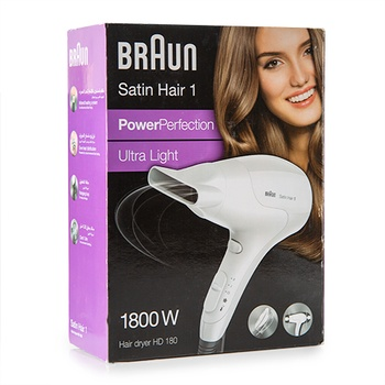 Braun Hair Dryer HD180