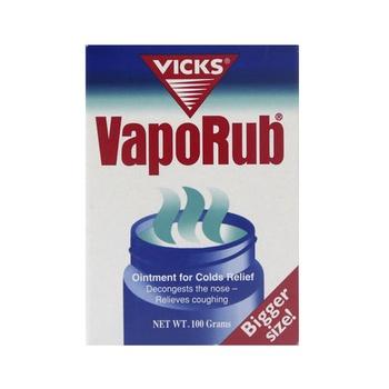 Vicks Vapo Rub 100g