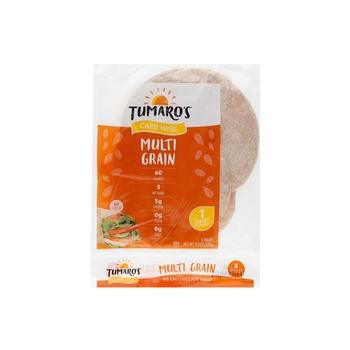 Tumaros Multi-Grain Low Carb Wrap 1.2 Oz