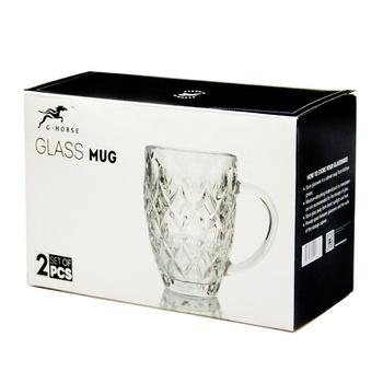 Mug 2 pc Set