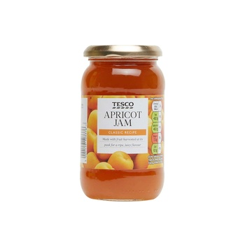 Tesco Apricot Jam 454g