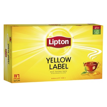 Lipton Yellow Label Tea Bag 176g
