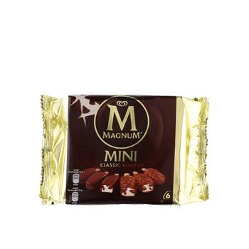Magnum Mini Multipack Classic Almond 6X57.50ml