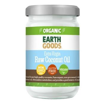 Earth Goods Organic Virgin Coconut Oil 500ml