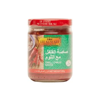 Lee Kum Kee Sauce - Chilli Garlic 226g
