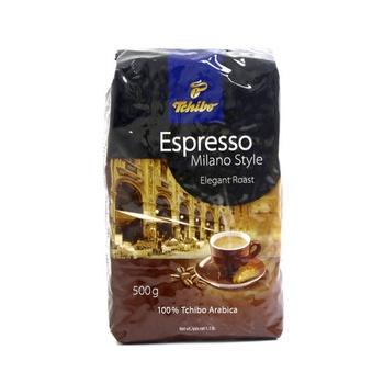 Tchibo Espresso Milano Style Elegant Roast Beans 500g