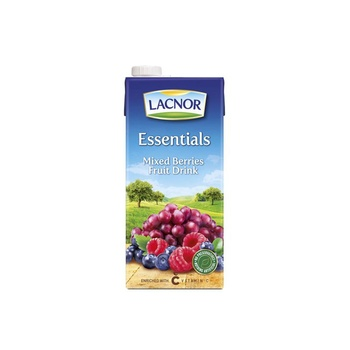 Lacnor Long Life Mixed Berries 1ltr
