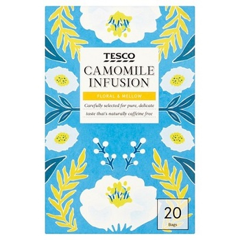 Tesco Camomile Tea Bags 20 s