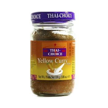 Thai Choice Yellow Curry Paste 110g