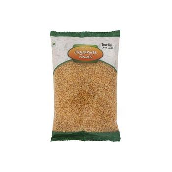 Goodness Foods Toor Dal 1kg