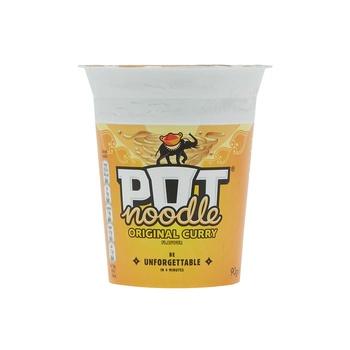 Pot noodles original curry 95g.