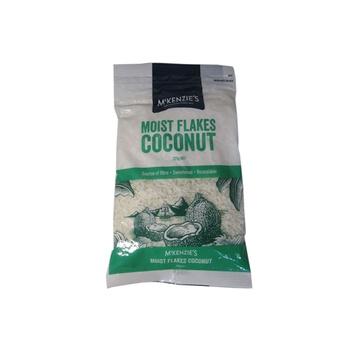 Mckenzies Moist Flakes Coconut Sweetened 225g