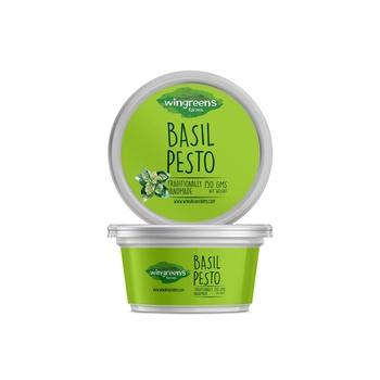 Wingreens Basil Pesto 150g