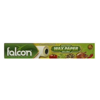 Falcon Waxed Paper Ideal For Microwave Ovens 25 x 30