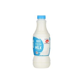 Al Ain Skimmed Milk  1 Ltr