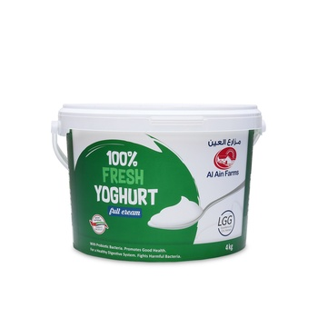 Al Ain Cream Yoghurt  4kg