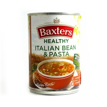 Baxters Italian Beans & Pasta 400g