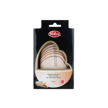 VOLYS SMOKED CHICKEN SLICES 150G